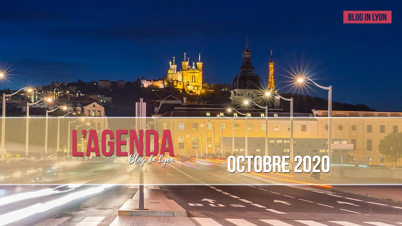 Agenda Octobre 2020 - Ville de Lyon   Blog In Lyon - Webzine