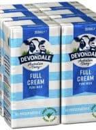 Sữa Devondale 200ml - vị Vani, thùng 24 hộp