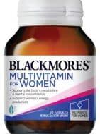 Vitamin Tổng hộp cho Nữ giới Blackmores - chai 50 viên