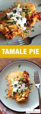 Tamale Pie Recipe Easy Mexican Casserole