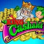 King Cashalot jackpot slot free spins bonus