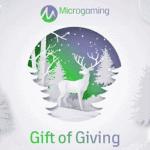 Microgaming Casino Christmas Bonus & Advent Calendar