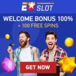 EUSLOT.com - 100 free spins and no deposit bonus codes!