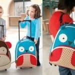 baby luggage, toddler suitcase, toddler luggage, skip hop luggage, skip hop bag, baby travel gear