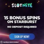Slotnite.com Casino - free bonus, games, promotions, payments