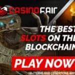 CasinoFair 20,000 FUN free bonus on registration!