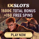 1xSlots Casino - free spins, bonus codes, exclusive promotions