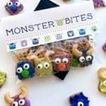 monster candy pretzels