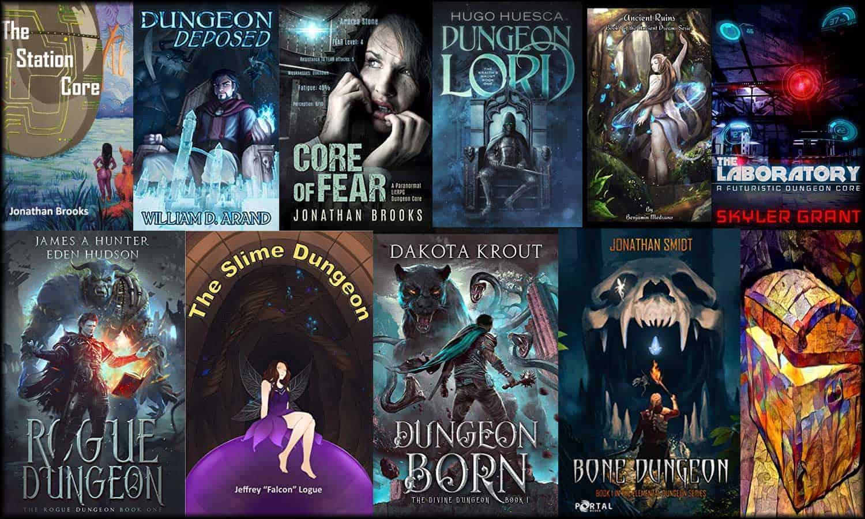 Best Dungeon Core POV LitRPG Books