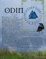 Odin - Northern God information page 2