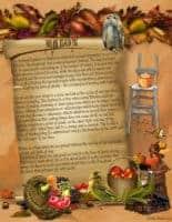 Mabon Pagan holiday Information page 1