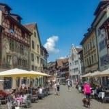 Stein am Rhein – szwajcarska perełka