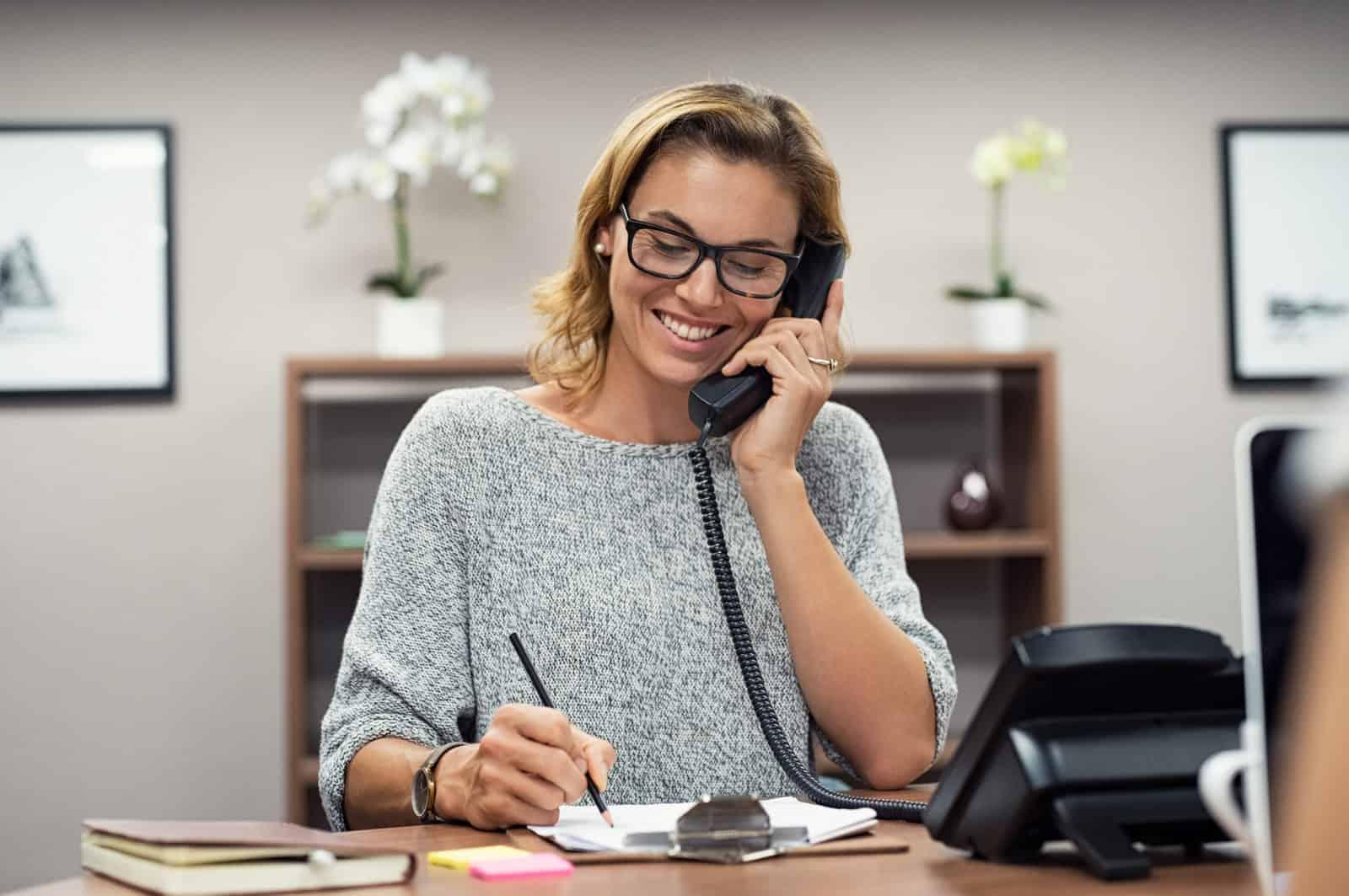 Telefonanlage fürs Büro