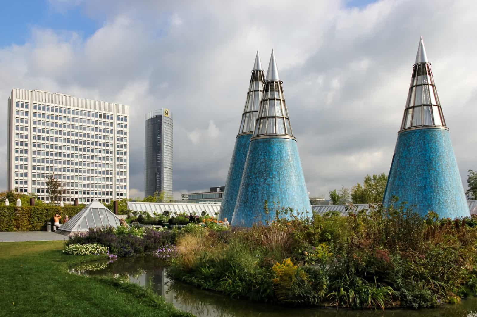 Bundeskunsthalle Bonn Dachgarten