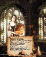 Happy Samhain 2012 card