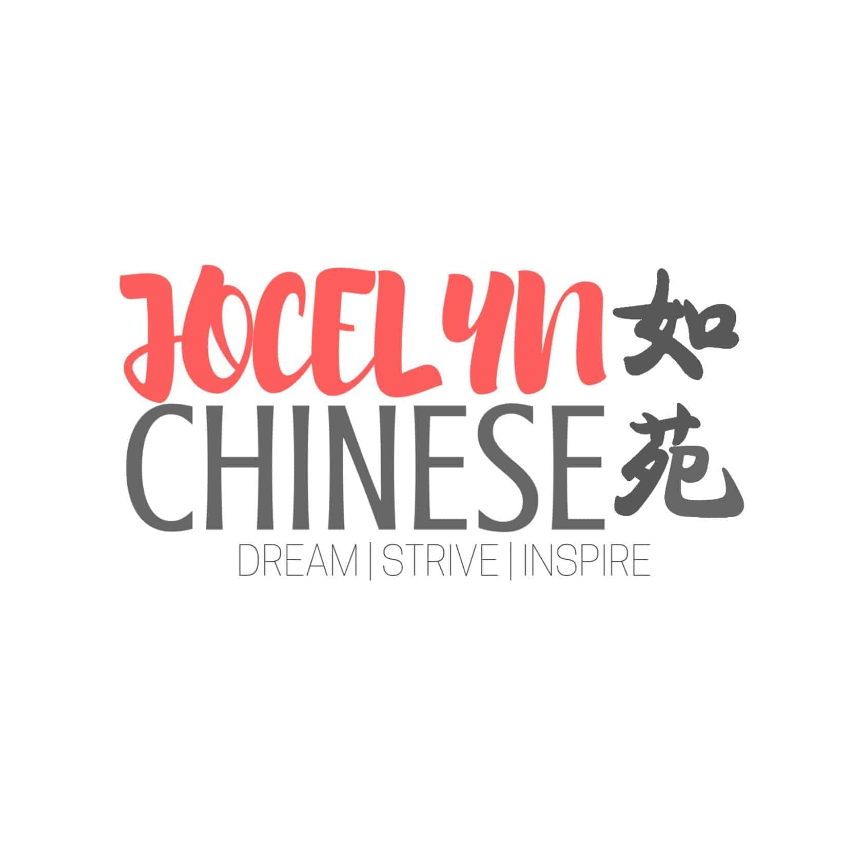 Jocelyn Chinese Tuition Centre - Dream Strive Inspire