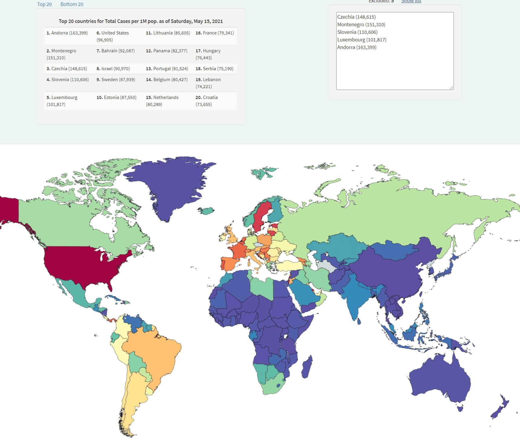 covid19-world-map-tools