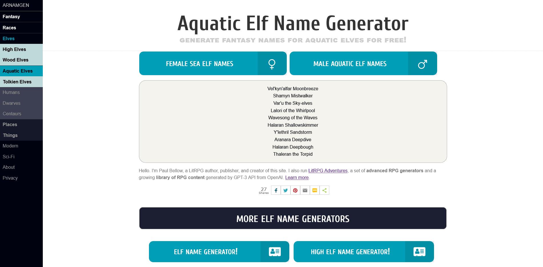 a random name generator