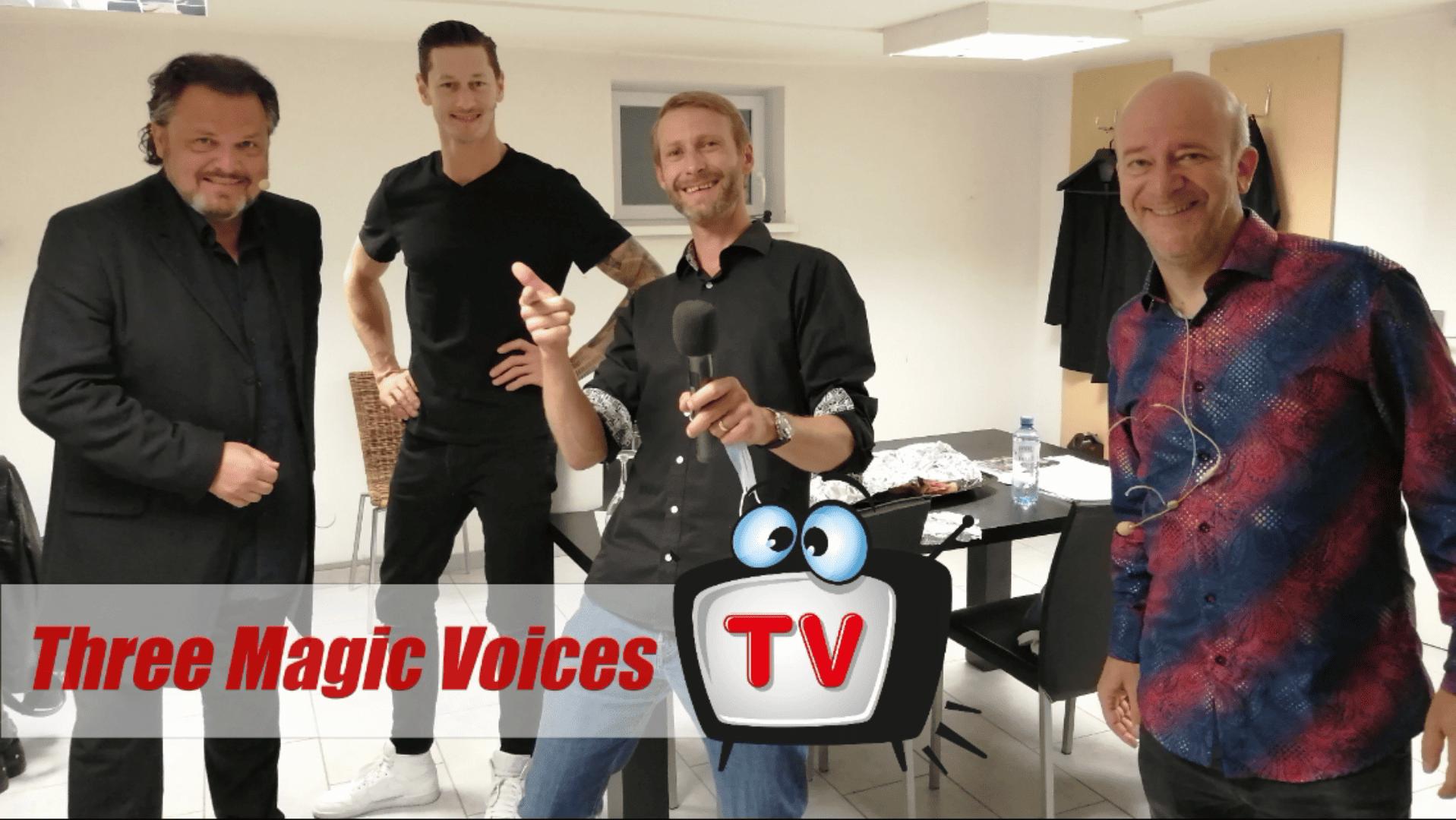 Three -Magic-Voices