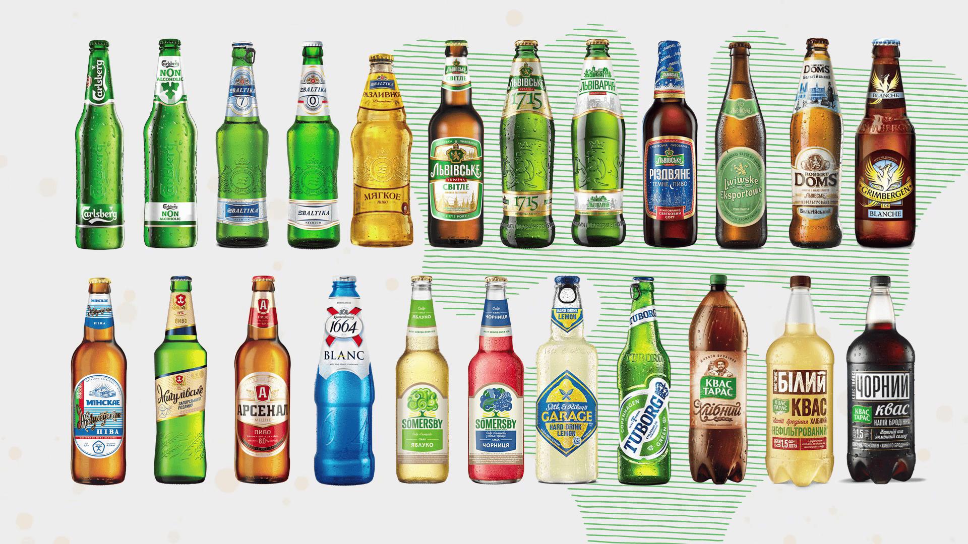 Carlsberg beer | Corporate Animated Video