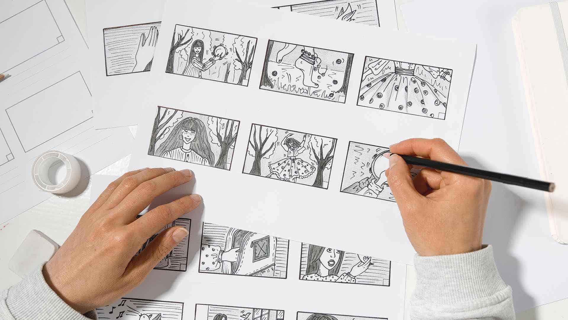 Creating Cel animation