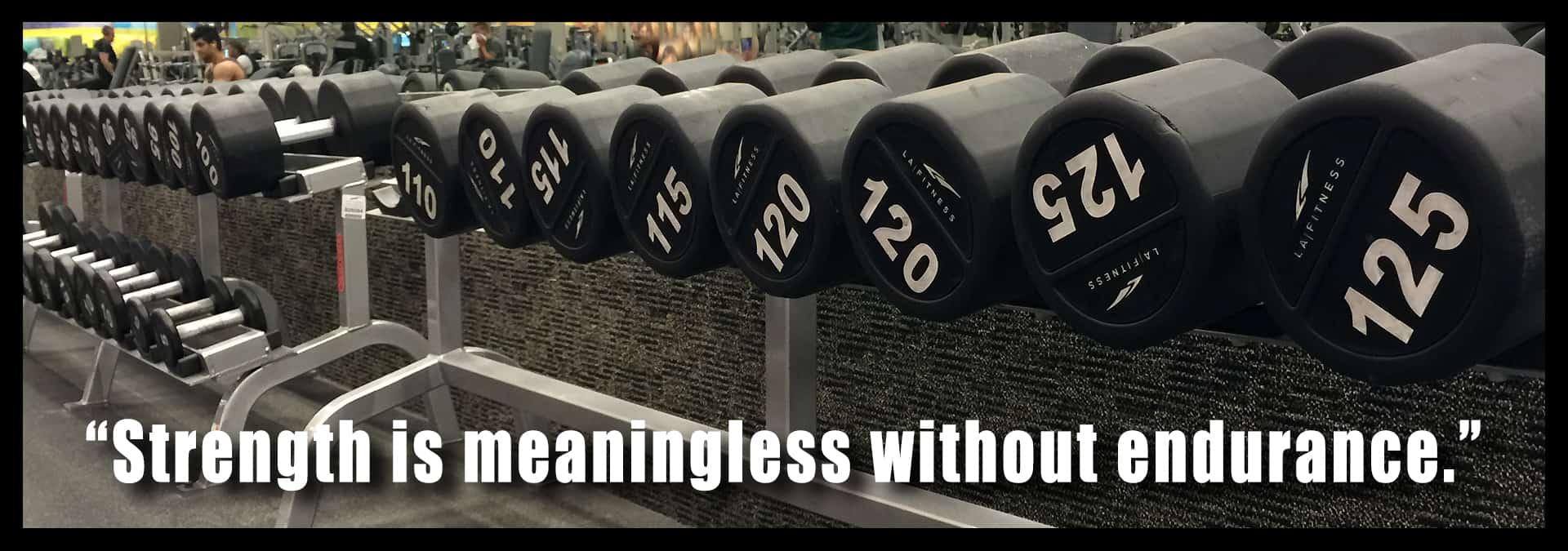 Quick Start-Weights