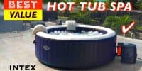 Best Inflatable Hot Tub SPA by INTEX