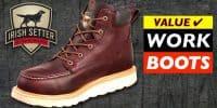 10 Best Irish Setter Work Boots