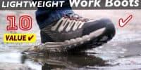 10 Best Lightweight Work Boots Composite Soft/Steel Toe