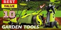 10 Best Sun Joe Garden Tools