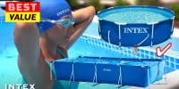 Best Value Above Ground Pools by Intex