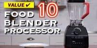 Best Value Kitchen Blenders & Food Processors