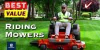 Best Riding Lawn Mowers by Husqvarna