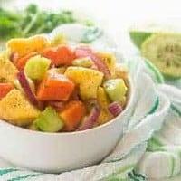 pineapple chow