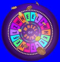 Wheelz Casino Wheel of Spinz & Extra Wheel