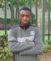 Goodman, a recipient of Naledi Game Lodge social responsibility fund