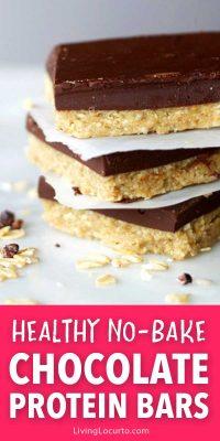 No-Bake-Chocolate-Protein-Bars-Recipe-Healthy-Homemade-Snack