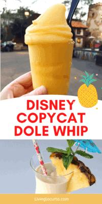 Easy Dole Whip - Disney Copycat Recipe