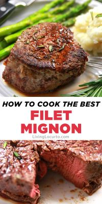 How to Cook the Best Filet Mignon - Easy Steak Recipe