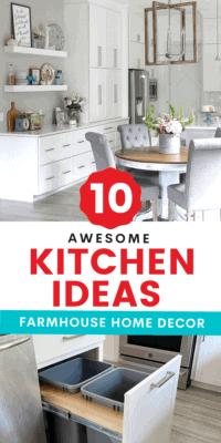 Awesome Farmhouse Kitchen Ideas
