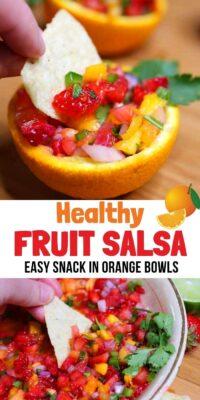 Healthy Fruit Salsa Recipe
