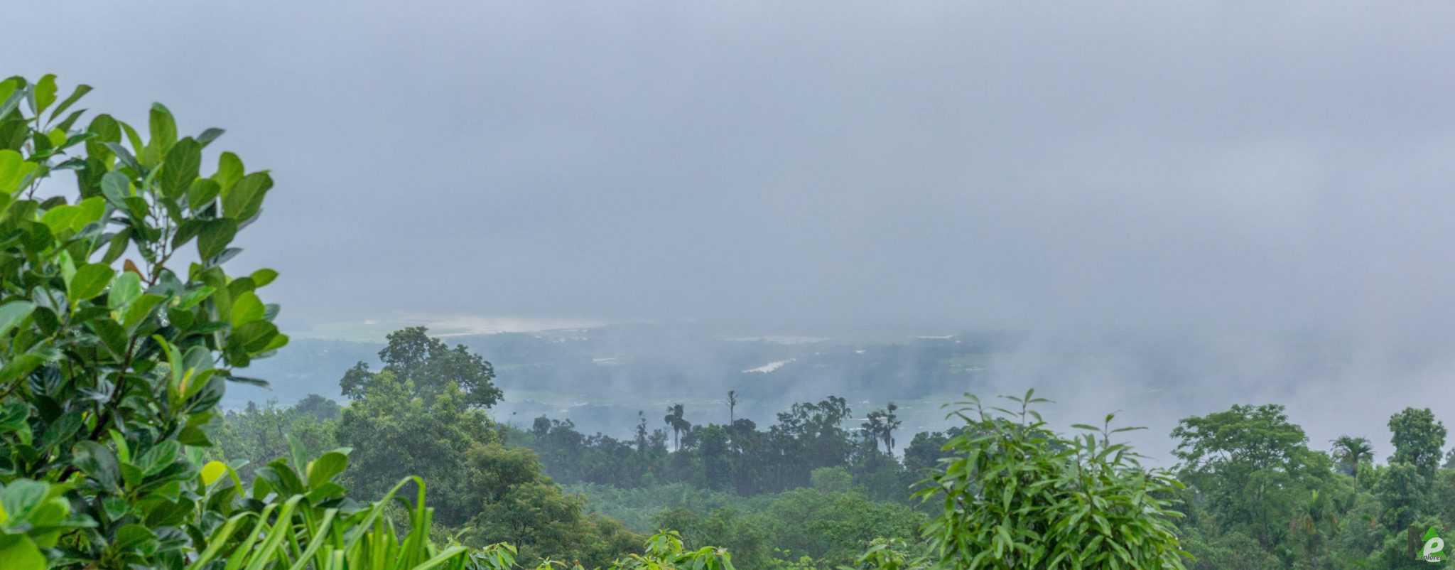 Bangladesh view From Mawlynnong