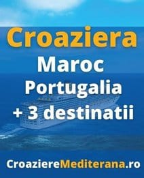 croaziera Maroc, Portugalia, Italia, Spania, Franta cu vasul MSC Virtuosa