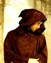 Capuchin friar