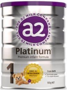Sữa A2 Platinum số 1 - mẫu mới 2018