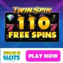 Prime Slots free spins