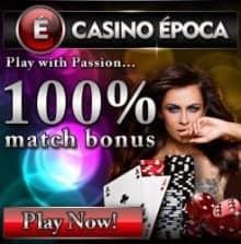 Casino Epoca free spins