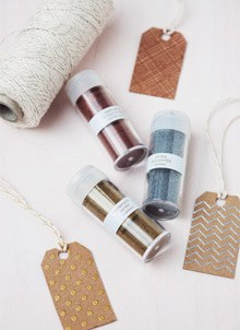 Free Printable Tags by PaperCrave