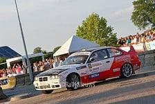 Frank Boulat - BMW M3 - GTC Rally 2017