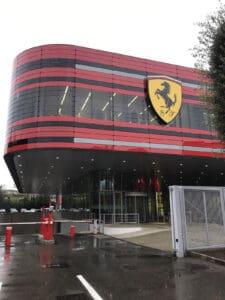 Ferrari Werk Maranello